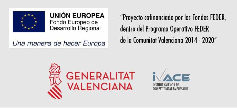 Valresa recibe una subvención del Fondo Europeo de Desarrollo Regional