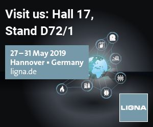 Waiting for you at Ligna 2019